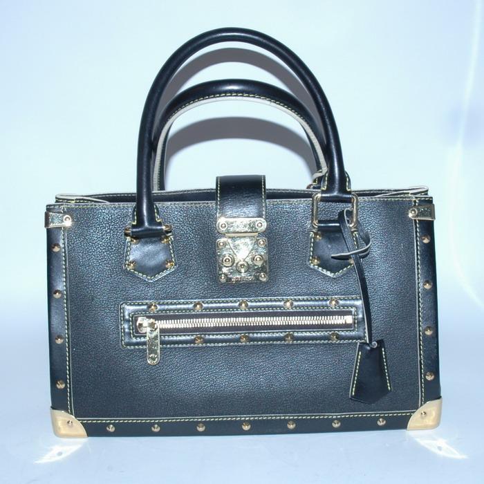 louis vuitton authentic bag tasche le fabuleux black ebay. Black Bedroom Furniture Sets. Home Design Ideas